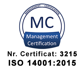 Certificat Management ISO 14001