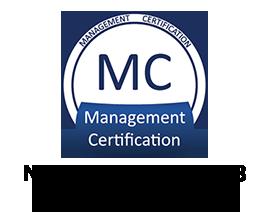 Certificat Management ISO 9001
