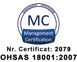 Certificat Management OHSAS 18001
