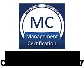 Certificat Management OHSAS 18001